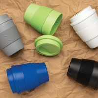 All products Reusable Coffee cup with screw lid 350ml
