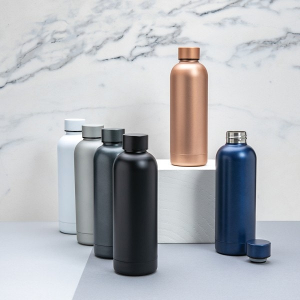 All products Impact stainless steel double wall vacuum bottle