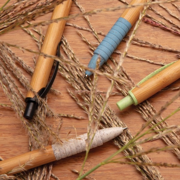 All products Bamboo & wheat straw pen