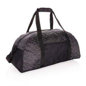 Bags AWARE™ RPET Reflective weekend bag