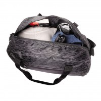All products AWARE™ RPET Reflective weekend bag