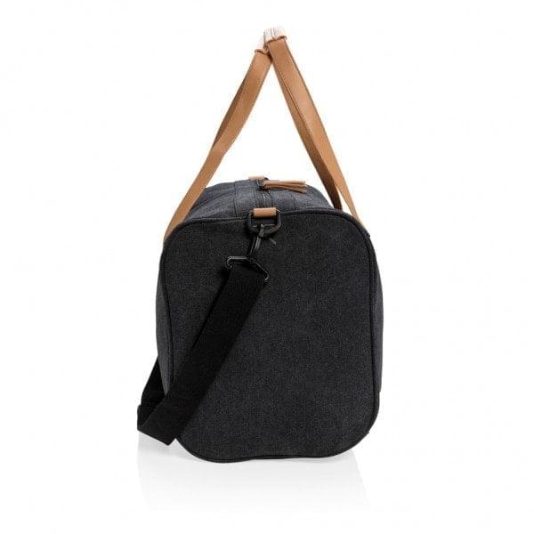 Torbe Potovalna torba iz blaga, brez PVCja