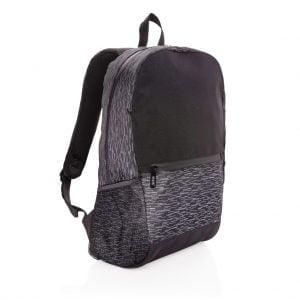 Backpacks AWARE™ RPET Reflective laptop backpack