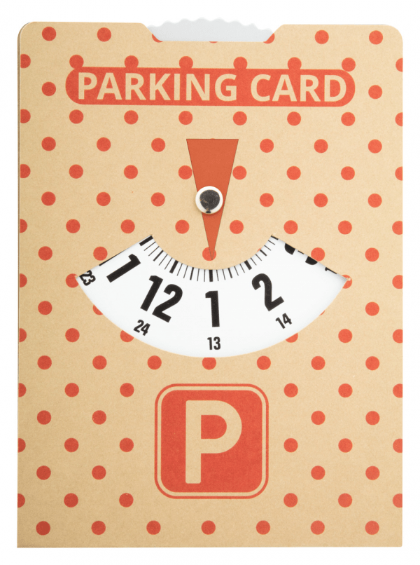 All products CreaPark Eco parking card