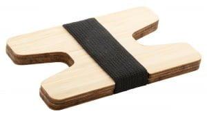 Wallets & Savings Wolly bamboo card holder wallet