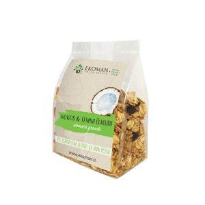 All products Handmade granola – coconut and dark chocolate