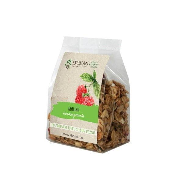 All products Handmade granola – raspberry