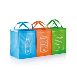 Don't miss out 3pcs recycle waste bags