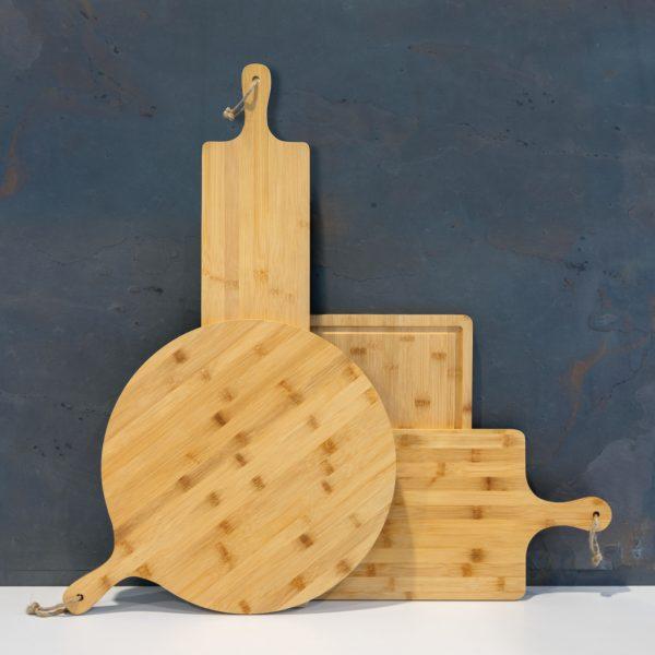 Kuhinja Bambusova deska za rezanje