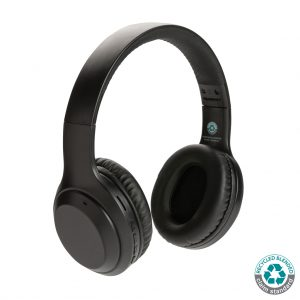 Headphones & Earbuds RCS standard recycled plastic headphones