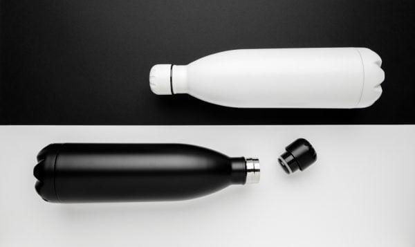 Stekleničke Enobarvna vakuumska steklenica iz nerjavečega jekla 1 L