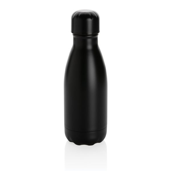 All products Solid colour vacuum stainless steel bottle 260ml