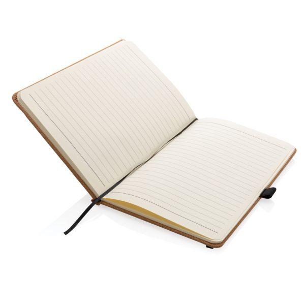 Notesi Zvezek s trdimi platnicami iz plute