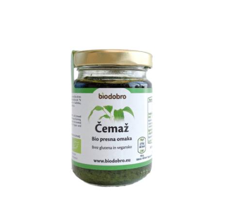 Organic Goodies Wild garlic bio sauce